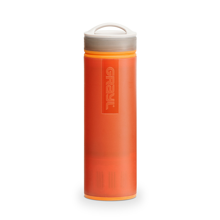Grayl Ultralight orange