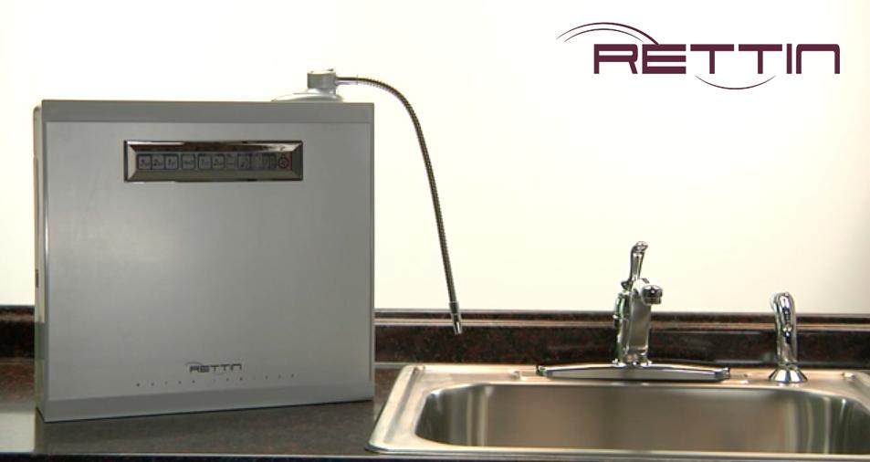wasser ionisierung filter rettin mmp 5050. Black Bedroom Furniture Sets. Home Design Ideas