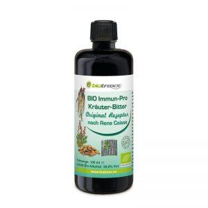 BIO Immun-Pro Kräuterbitter Original Rezeptur nach Rene Caisse, 100 ml
