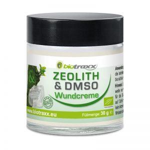 Biotraxx Zeolith-DMSO Wundcreme 30g