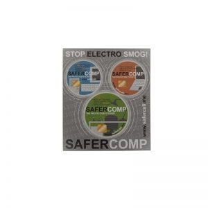 SAFER COMP (3pack) – Harmonisierung WLAN Geräte, Laptops, PADs etc.
